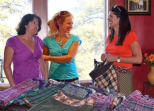 Li'l Skirts Founder Jennifer Babiak interview on Positive about Pagosa